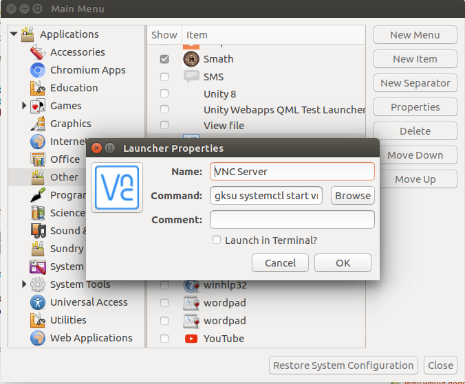 How to Install and Configure VNC® Server 6 0 2 on Ubuntu