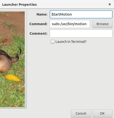 launchercommand